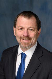 Glenn Smith, Chair, Clinical and Health Psychology